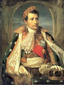 Andrea Appiani - Napoleon, First King of Italy