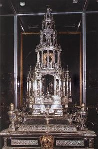 Juan De Arfe - Monstrance