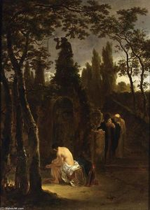 Jan Both - Susanna and the Elders