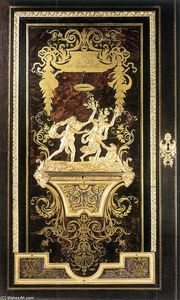 André Charles Boulle - Decorative panel