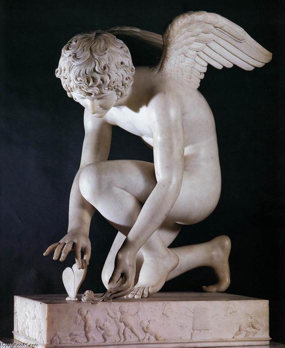 Antoine-Denis-Chaudet-Cupid-Presenting-a