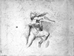 Giulio Clovio - The Rape of Ganymede