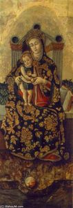 Vittore Crivelli - Madonna with the Child