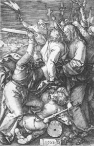 Albrecht Durer - Betrayal of Christ (No. 3)