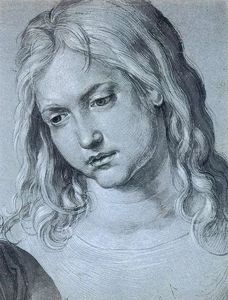 Albrecht Durer - Head Of The Twelve Year Old Christ