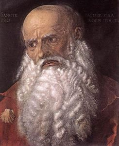 Albrecht Durer - The Apostle James the Elder