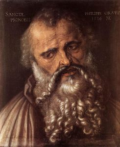Albrecht Durer - The Apostle Philip
