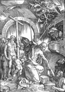 Albrecht Durer - The Large Passion: 11. Christ in Limbo