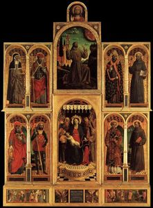 Vincenzo Foppa - Altarpiece