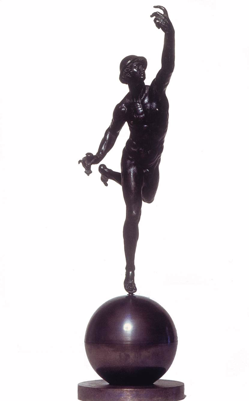 Order Museum Quality Reproductions : Mercury, 1563 by Giambologna (1529-1608, France) | WahooArt.com