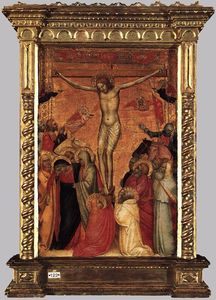 Giovanni Da Milano - The Crucifixion