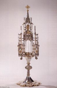 Jan Geldolfs Hoghenzoon - Monstrance