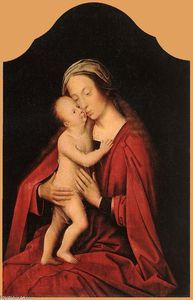 Adriaen Isenbrant - Virgin and Child