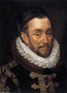 Adriaen Thomasz Key - William I, Prince of Orange, called William the Silent,