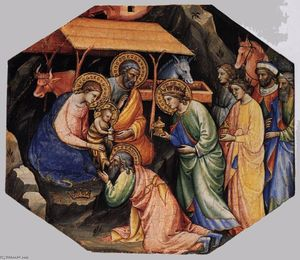 Mariotto Di Nardo - Scenes from the Life of Christ