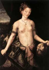 Jan Massys - Judith