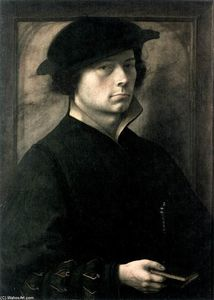 Master Of The Lille Adoration - Portrait of a Man