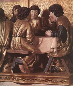 Master Paul Of Lõcse - High Altarpiece of St. James (detail)