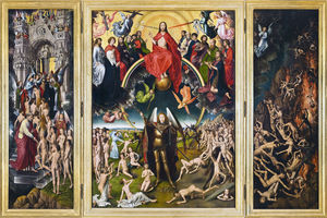 Hans Memling - The Last Judgment (Triptych)