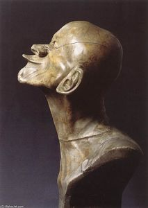 Franz Xaver Messerschmidt - Character Head: The Beaked