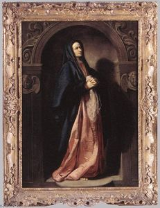Thomas De Keyser - Virgin Mary