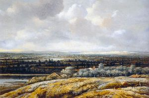 Philips De Koninck - Panoramic View