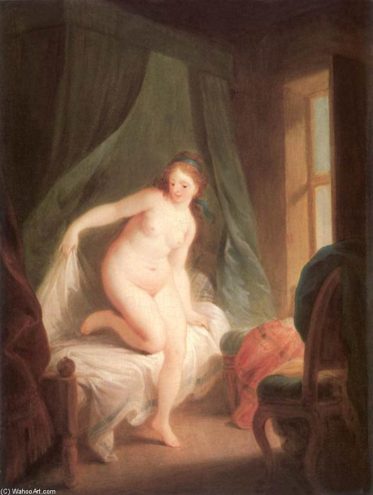 Order Museum Quality Copies | The Morning, 1780 by Felix Ivo Leicher (1727-1812, Czech Republic) | WahooArt.com