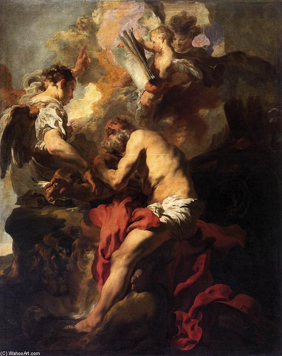 Saint Jerome Oil Painting