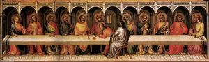 Lorenzo Monaco - The Last Supper
