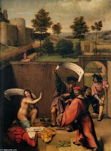 Lorenzo Lotto - Susanna and the Elders