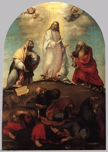 Lorenzo Lotto - Transfiguration