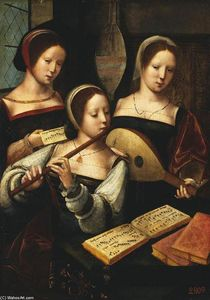 Master Of Female Half Lengths - Concert of Women