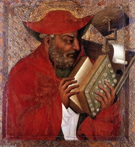 Master Theoderic - St Jerome