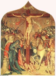 Master Thomas De Coloswar - Crucifixion