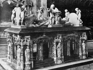 Conrad Meit - Tomb of Philibert le Beau of Savoy