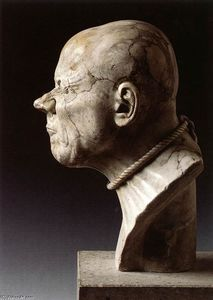 Franz Xaver Messerschmidt - Character Head: The Hanged