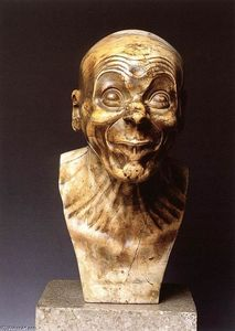 Franz Xaver Messerschmidt - Character Head: The Lecher