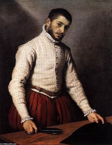 Giovanni Battista Moroni - The Tailor
