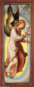 Georg Pencz - Angel