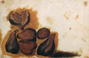 Simone Peterzano - Still-Life of Figs