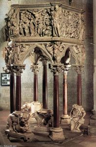 Giovanni Pisano - Pulpit