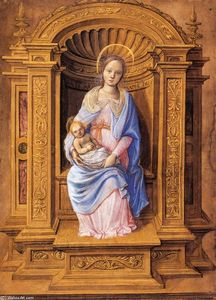 Jean Poyer - Virgin and Child