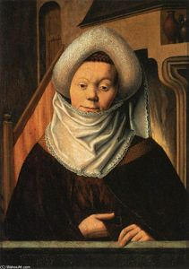 Ludger Tom Ring - The Delphic Sibyl