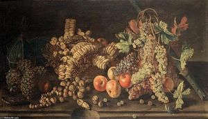 Giovanni Battista Ruoppolo - Fruit Still-Life