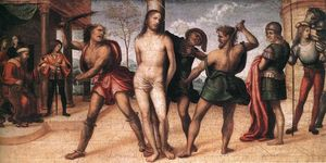 Il Sodoma (Giovanni Antonio Bazzi) - Flagellation of Christ