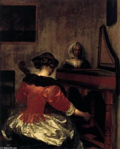 Gerard Ter Borch - The Concert