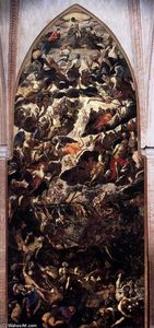 Tintoretto (Jacopo Comin) - The Last Judgment