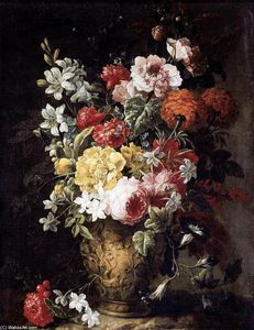 Gaspar Pieter The Younger Verbruggen - Flower Piece