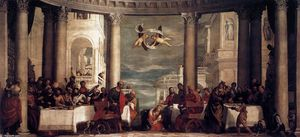 Paolo Veronese - Feast at the House of Simon