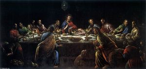 Leandro Bassano - The Last Supper